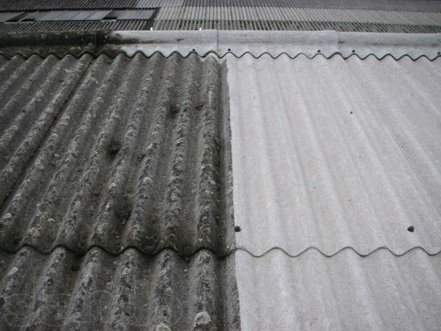 Uk S No1 Asbestos Roof Cleaning Specialists